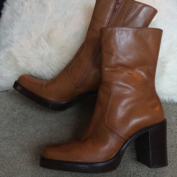 Diba Shoes | Mid Calf Length Boots